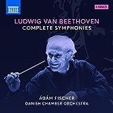 Beethoven: Symphonies [Danish Chamber Orchestra; Ádam Fischer; Ádam Fischer] [Naxos: 8505251]: more info