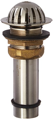 KOHLER K-9161-NA Beehive Urinal Strainer Urinal Strainer