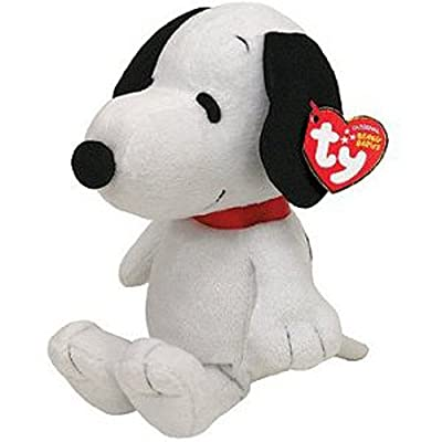 Ty Beanie Baby Snoopy With Sound by Ty