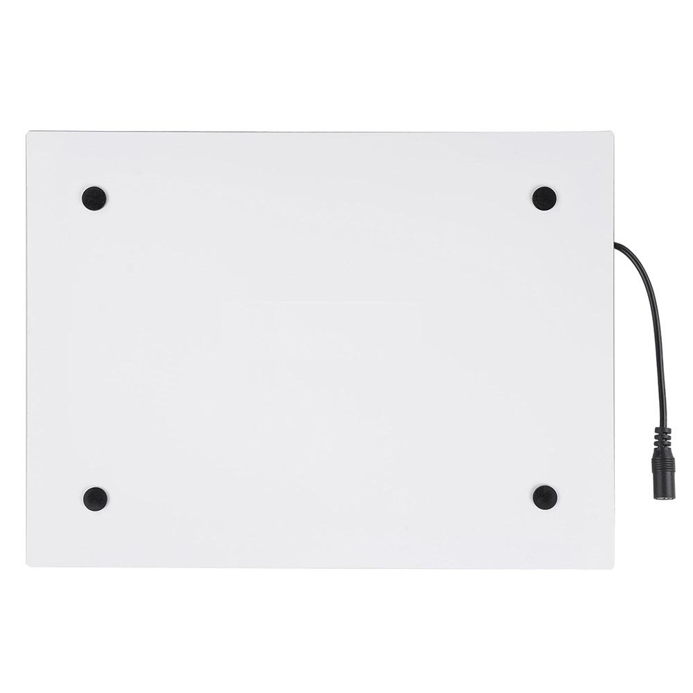 14'' 4.5 W LED Tracing Stencil Board Dimmable Touch Switch Smart Brightness Memory Eye-Protective Technology 360° Rotating 7 Stages Height Adjustable Pad US Delivery(14''L x 10 3/4''W x 1/3''H) by ZeHuoGe (Image #6)