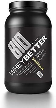 La proteína de suero de leche bio-Synergy Mejor Sabor ...