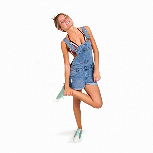 Pompeii, Zapatillas Mujer, Origami, Turqoise Crude, 41: Amazon.es: Zapatos y complementos