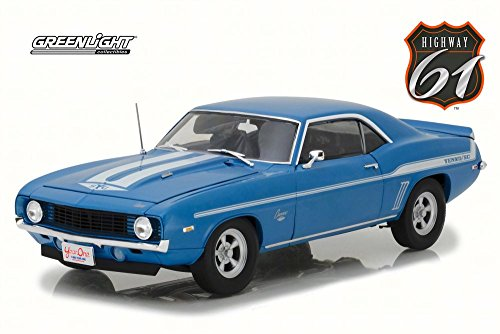 Camaro Yenko (Highway 61 1969 Chevy Brian's Yenko Camaro, Fast & FuriousHWY18001-1/18 Scale Diecast Model Toy Car)