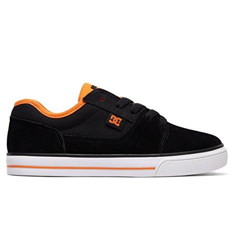 DC Shoes Tonik, Zapatillas Para Niños Black/orange