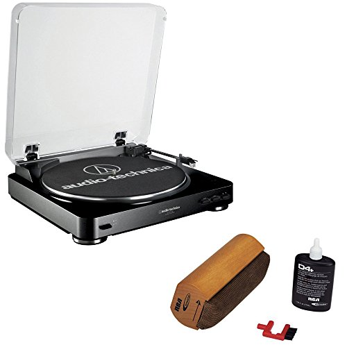 audio-technica-at-lp60-fully-automatic-stereo-turntable-system-with-cleaning-kit-black