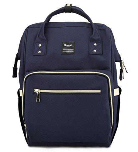 Diaper Bag-Multi-Function Large Capacity Baby Bag Fashion Mummy Bag,Waterproof Travel Backpack Nappy Bags for Baby Care (Dark (Tin Dark Denim)