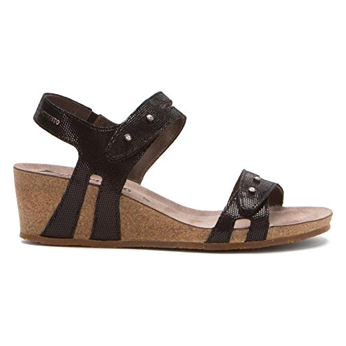 discount choice limited edition for sale Mephisto Women's Minoa Sandal Black cheap sale sale qef5J5uuPQ
