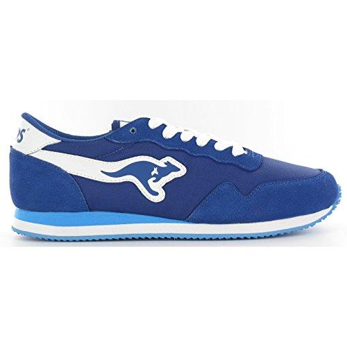 KangaROOS - Zapatillas deportivas Modelo Invader Adultos Unisex Azul