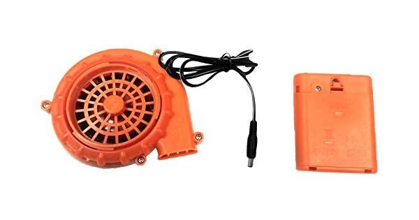 Amazon.com: Rubies - Ventilador de repuesto para disfraz ...
