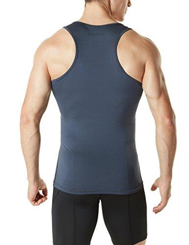 Tesla-Mens-Sleeveless-Muscle-Tank-Top-Cool-Dry-Compression-Baselayer-MUN04-N15