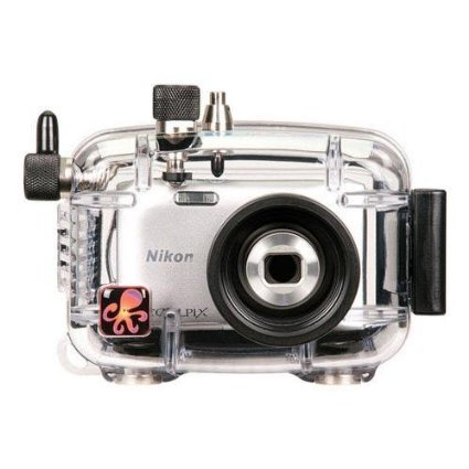 Ikelite 6282.33 Underwater Camera Housing for Nikon COOLPIX S3300 Digital ()