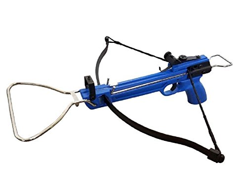 Tactical Crusader The Pathfinder Crossbow Kit Youth 28 lb, Blue, One Size