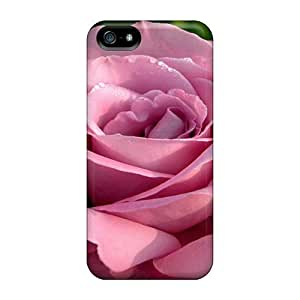 Hard Plastic Iphone 5/5s Case Back Cover,hot Flower Of Emotions Case At Perfect Diy