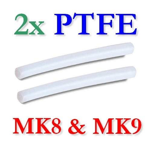 4 cm langer PTFE-Schlauch von SHiZAK f/ür Extruder des 3D-Druckers CTC Makerbot 1,75 mm,10 St/ück