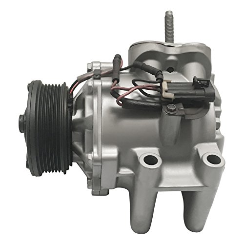 RYC Remanufactured AC Compressor and A/C Clutch GG561