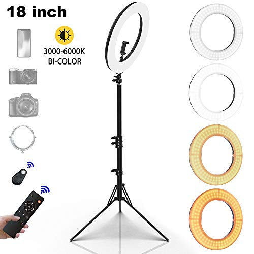 INKELTECH Ring Light 18