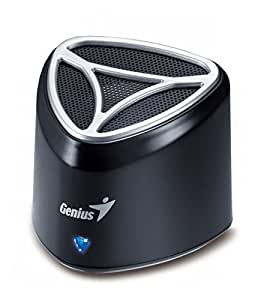 Genius SP-I175 - Altavoz portátil, color negro