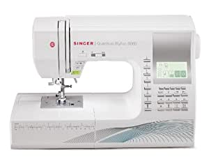 Singer Quantum Stylist 9960 - Máquina de coser electrónica