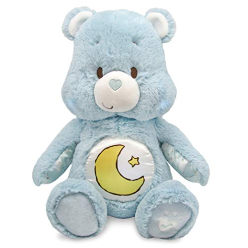 Care Bears Soother Bear with Music & Lights, Bedtime Bear ()