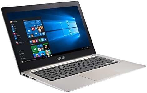 Asus ZenBook Ultrabook UX303L 13.3 FHD Touchscreen Laptop, Intel Core I5, 8GB DDR3 RAM, 256GB SSD Windows 8.1 (Certified Refurbished)