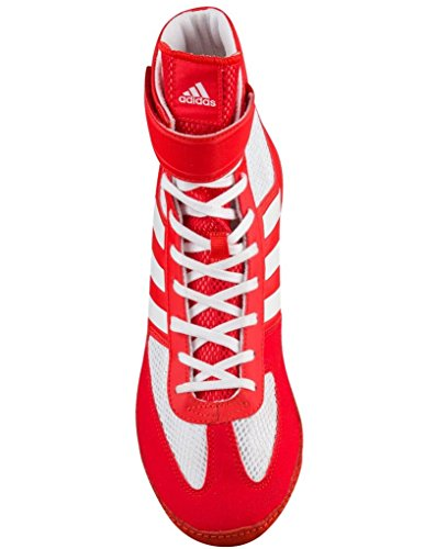 Adidasac7499 Red 5 Speed white Hombre Combat core Core Red vxCwSv6