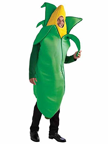 Forum Novelties Men's Corn Stalker Adult Costume, Green, Standard