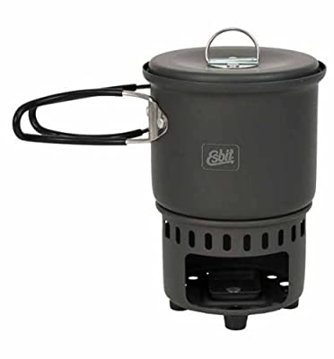 Esbit Solid Fuel Stove and Cookset from Esbit
