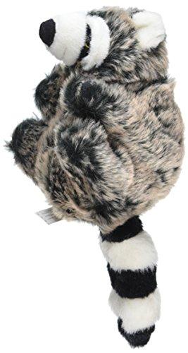Ethical Pet Woodland Series 10.5-Inch Raccoon Plush Dog Toy, Medium