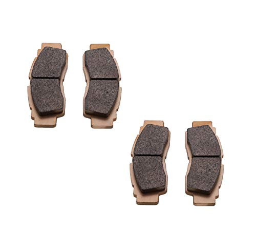 MudRat Brake Pads for Yamaha YXZ1000R SS 2017 2018 Front by Race-Driven - Pad Solid Race Disc