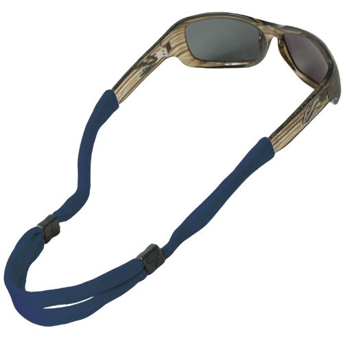 Chums No Tail Adjustable Eyewear Retainer, Navy