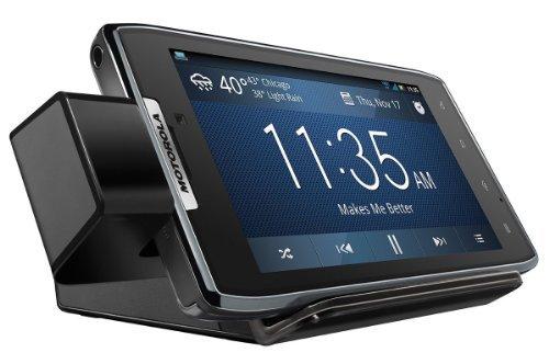 Motorola HD Dock for DROID RAZR - Non-Retail Packaging - Black (Droid Razr Hd Dock)