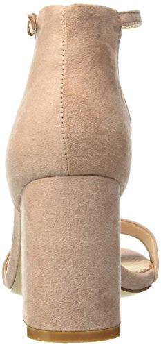 Donna alla Cinturino Sandali Marrone Nude Primadonna Caviglia con RqUtnxxpX