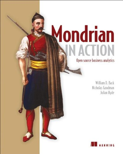 Mondrian in Action: Open source business analytics by Brand: Manning Publications