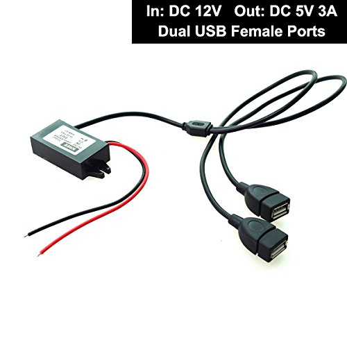 Converter Supply Female Charger Tablet