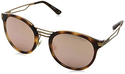 Vogue Eyewear Womens Sunglasses Tortoise/Grey Plastic - Non-Polarized - - Vogue Spectacles