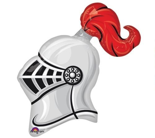 LoonBalloon KNIGHTS School Mascot Logo TEAM Medieval 28