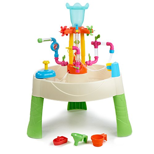 Sensory Water Table (Little Tikes Fountain Factory Water Table)
