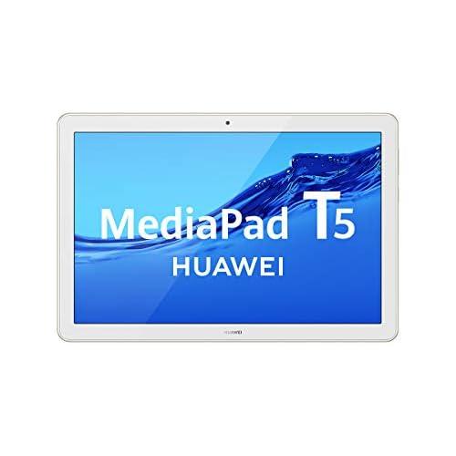 chollos oferta descuentos barato HUAWEI MediaPad T5 Tablet de 10 1 FullHD Wifi RAM de 3GB ROM de 32GB Android 8 0 EMUI 8 0 Color Blanco y Oro Champagne Gold