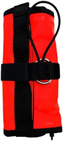 D DOLITY セット ダイビング サーフェスマーカーブイ SMB 30mフィンガースプールリール ホイッスル