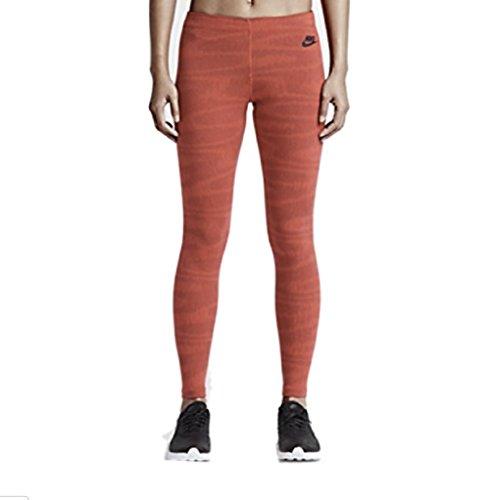NIKE Womens Comfort Waist Athletic Capri Pants Size:Large