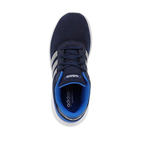 adidas Unisex-Kinder Lite Racer K Turnschuhe Blau (Maruni/plamat/azul)