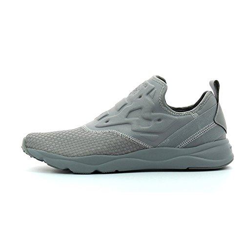 Reebok Herren Sneaker Grau (Grau-Grau)