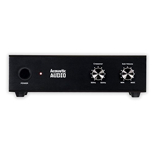 Acoustic Audio WS1005 Low Frequency Passive Subwoofer Amplifier