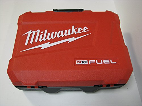 Milwaukee TOOL CASE ONLY for 1/2- Inch. High Torque Fuel Cordless Impact Wrench: Model 2763-22; 2763-20 - Milwaukee Carrying Case