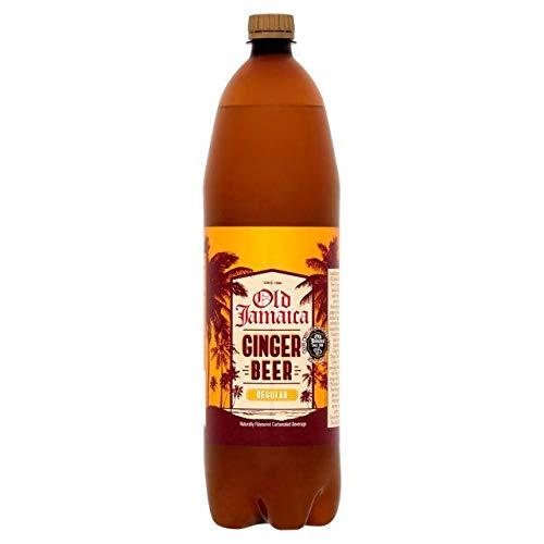 Old Jamaica Ginger Beer - 1.5L (52.79 fl oz)