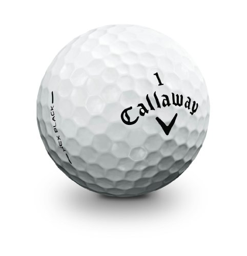Callaway Hex Black Tour Golf Ball (12 Pack)