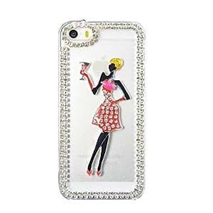 Zaki Diamante Beauty Libation Case for iPhone 5/5S