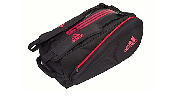 adidas Padel - Racket Bag Adipower Ctrl, Color Rojo,Negro: Amazon ...