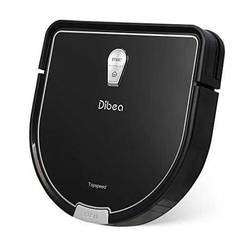 Dibea D960 Robot Vacuum Cleaner, Smart Self-Charging Robot...