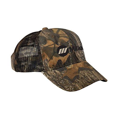 Miller Electric Welding Baseball Hat (Mossy Oak)